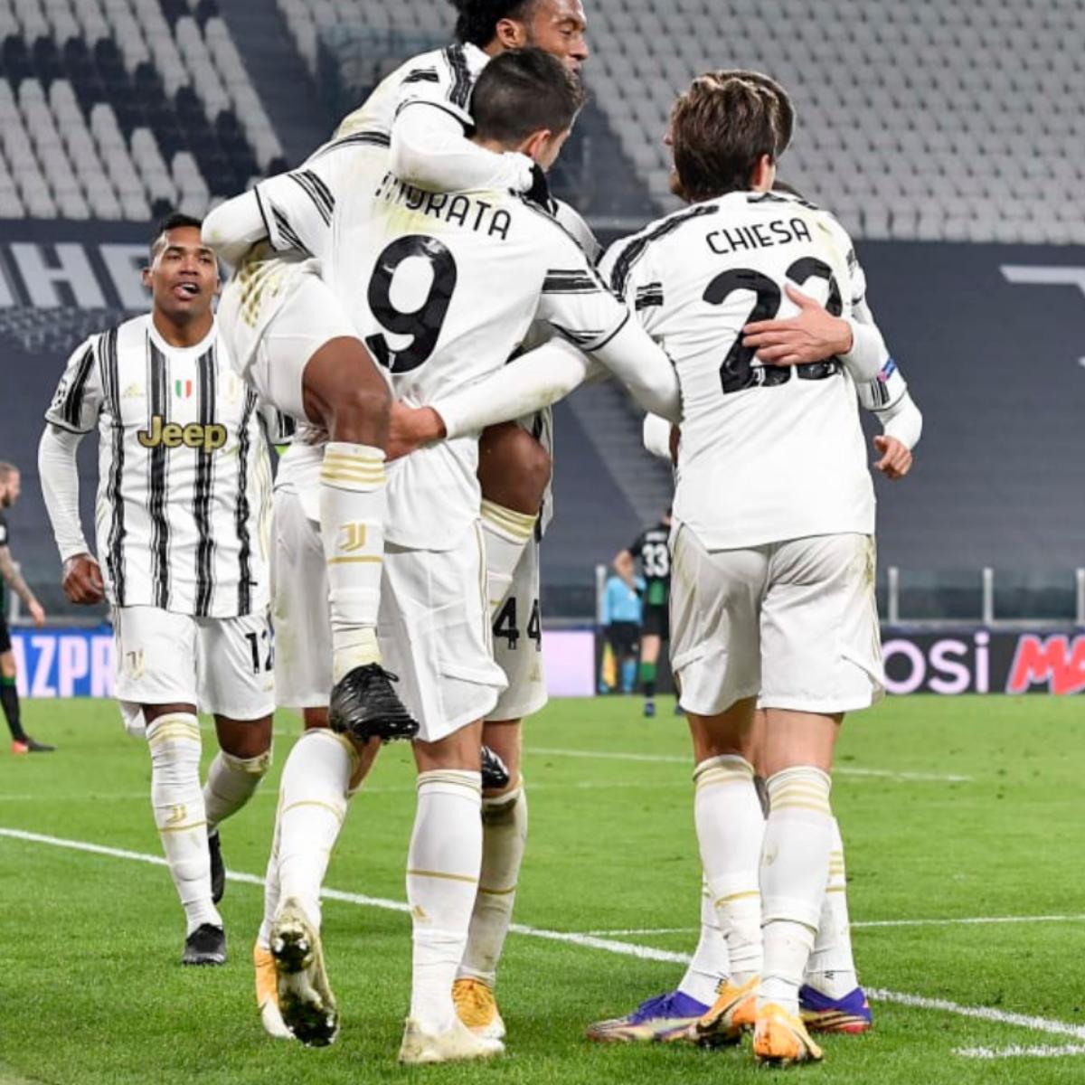 Juventus-Spezia probabili formazioni