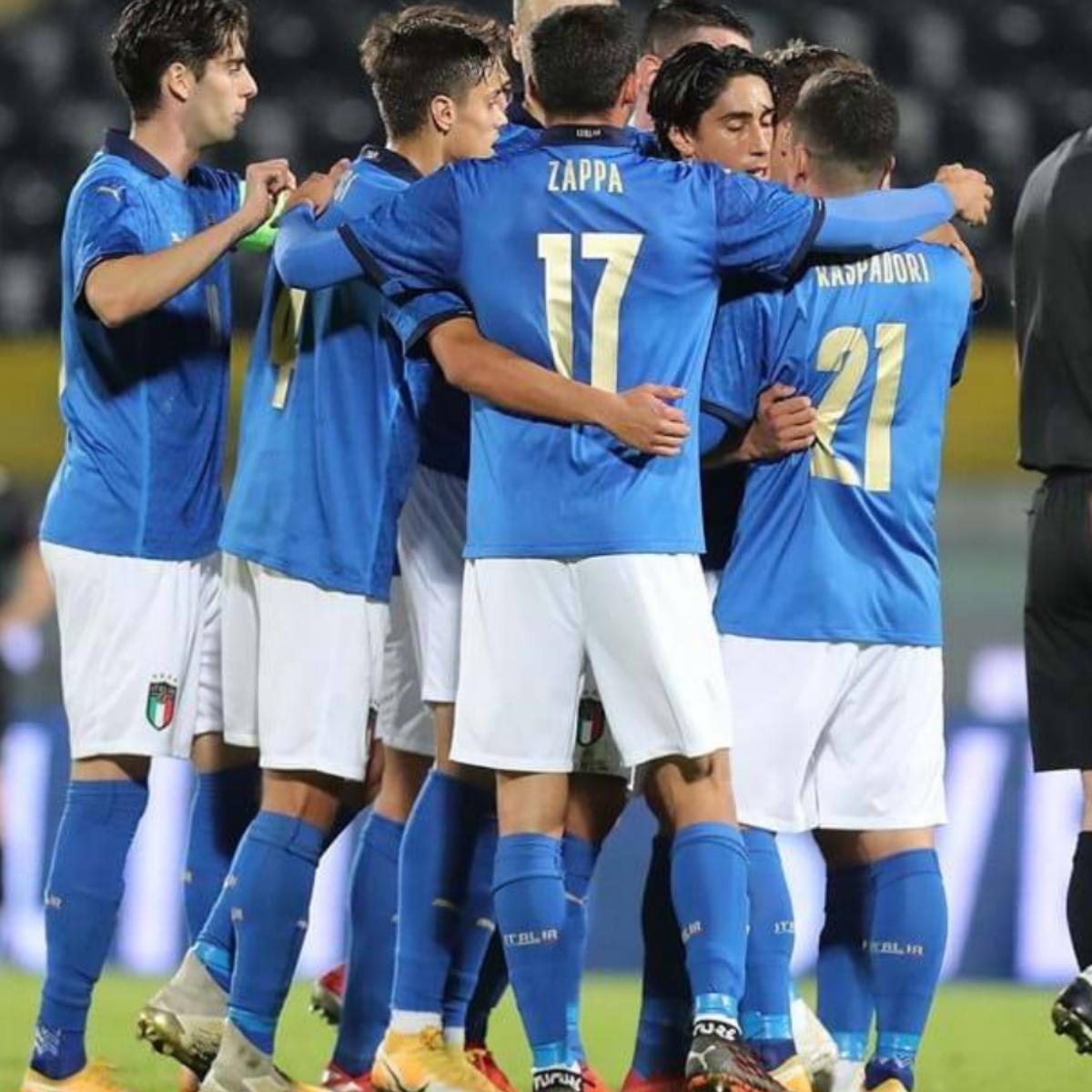 Sorteggiati i gironi dell'Europeo Under 21