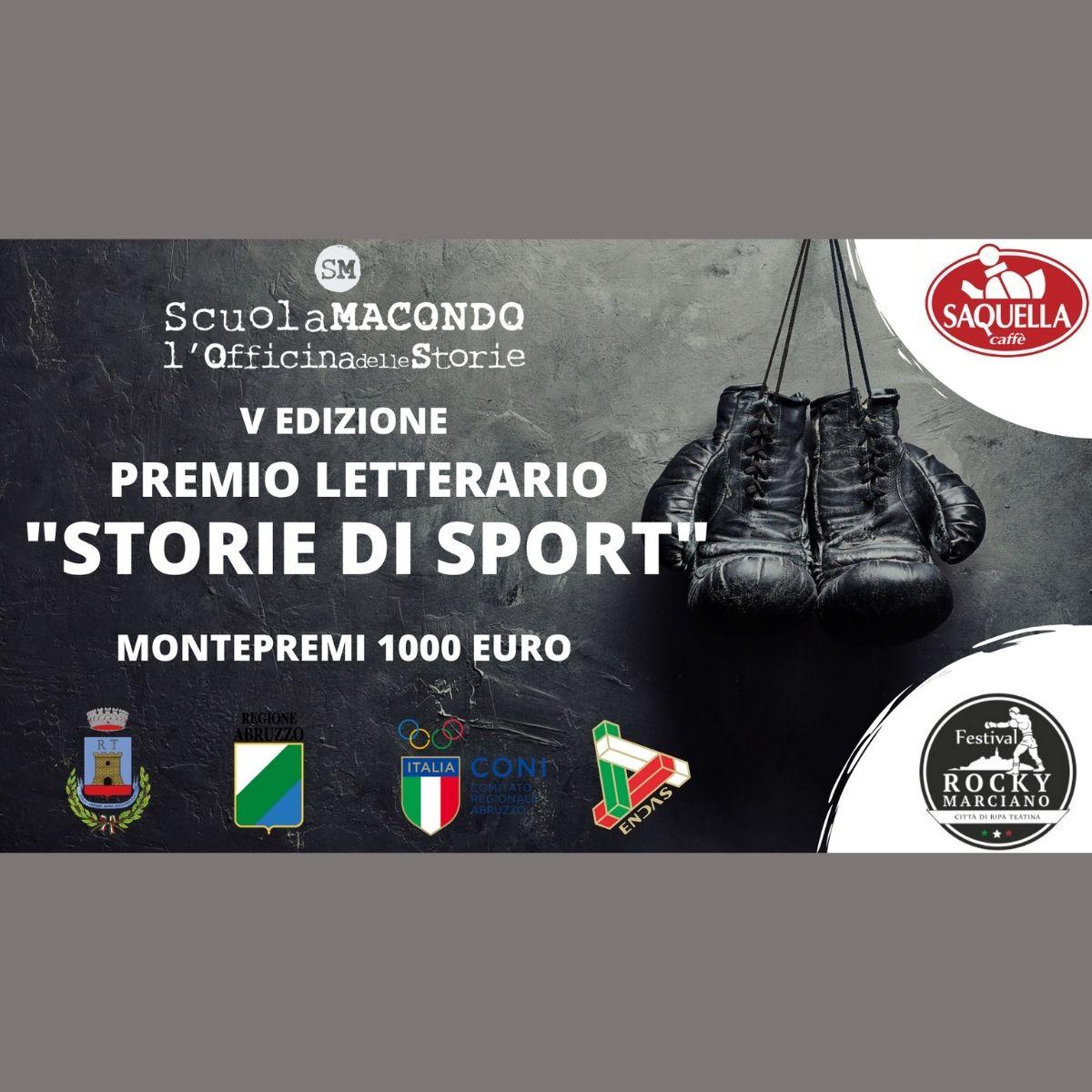 Premio letterario Storie di Sport