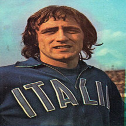 Ex difensore neroazzurro Mauro Bellugi