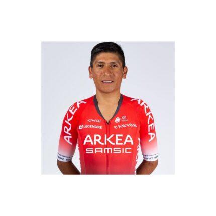 Nairo Quintana non correrà