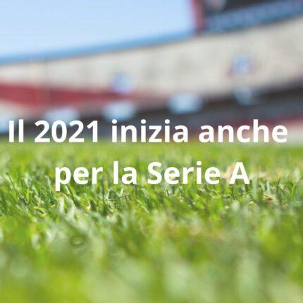 In campo la Serie A