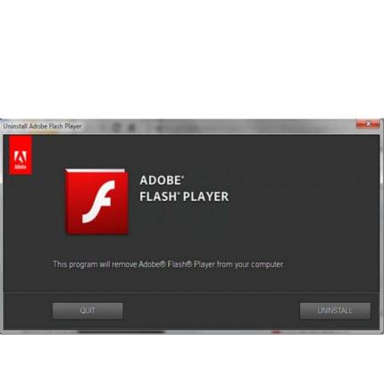 Adobe Flash Player, addio. Consigliata la disinstallazione immediata