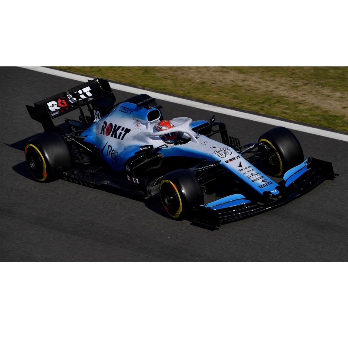 Williams avrà il cambio della Mercedes dal 2022: collaborazione più stretta