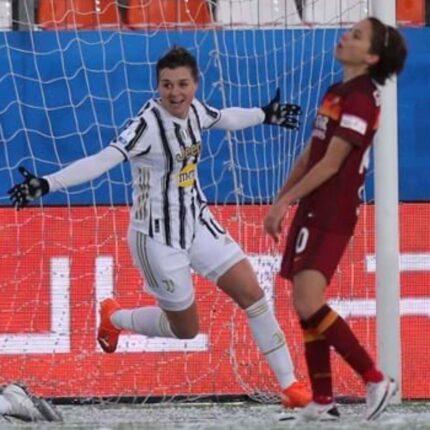 Supercoppa Juventus Roma