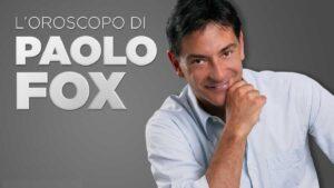 Paolo Fox oroscopo oggi
