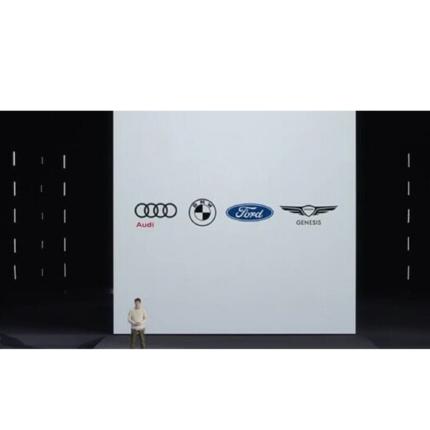 Samsung Galaxy S21 potrà sbloccare le auto prodotte da Audi, BMW e Ford