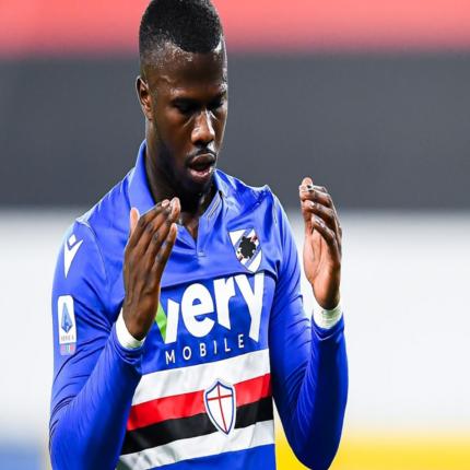 Probabili formazioni Sampdoria-Udinese