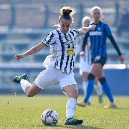 Juventus Women campione d'inverno