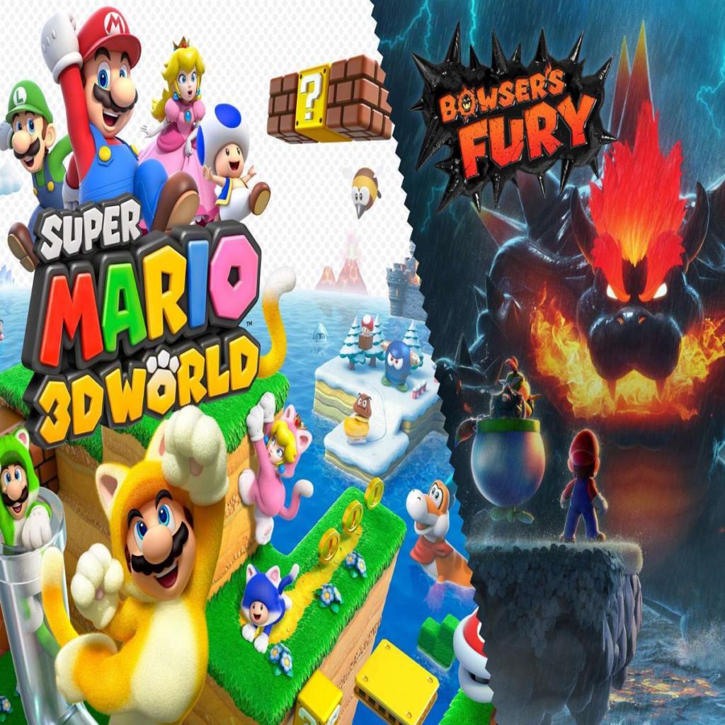 Super Mario 3D World : amiibo e non solo