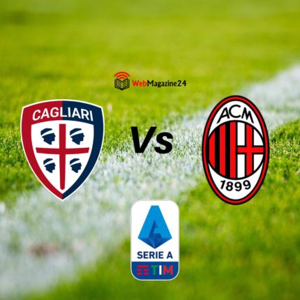 Probabili formazioni Cagliari-Milan, Serie A