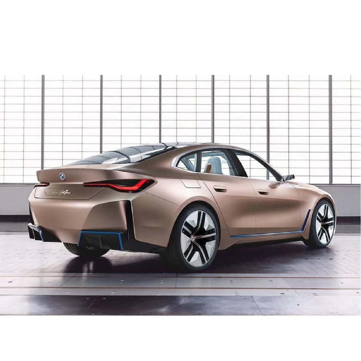 BMW elettrica: il misterioso modello debutterà nel 2021