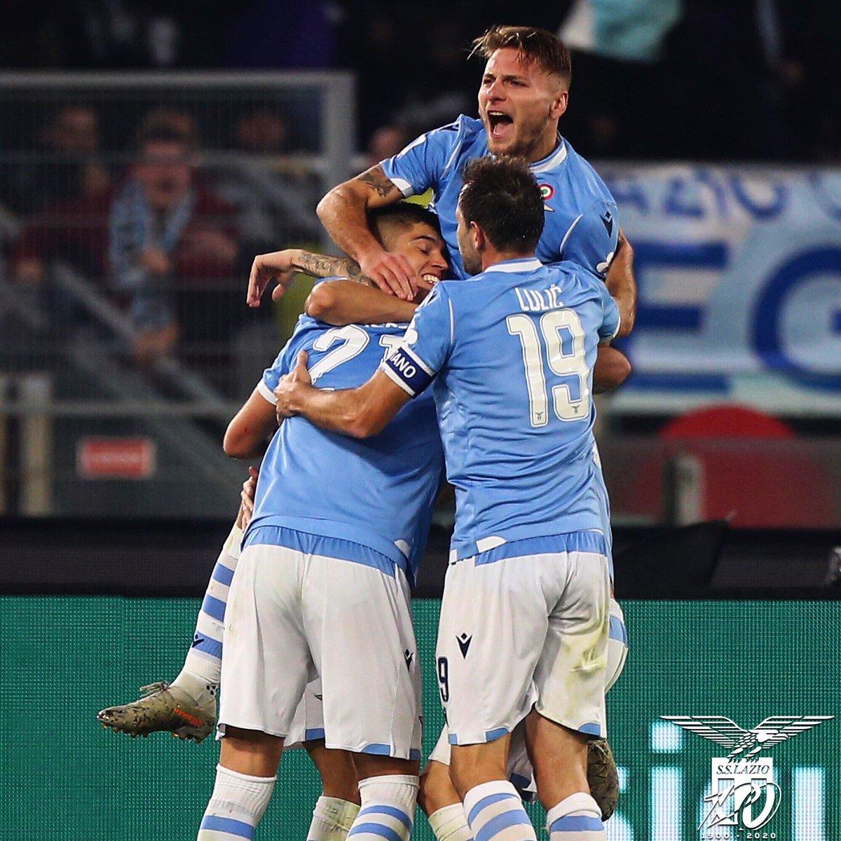 La Lazio verso la sfida di Coppa Italia con il Parma