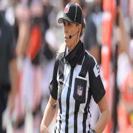 Sara Thomas prima donna nel Superbowl