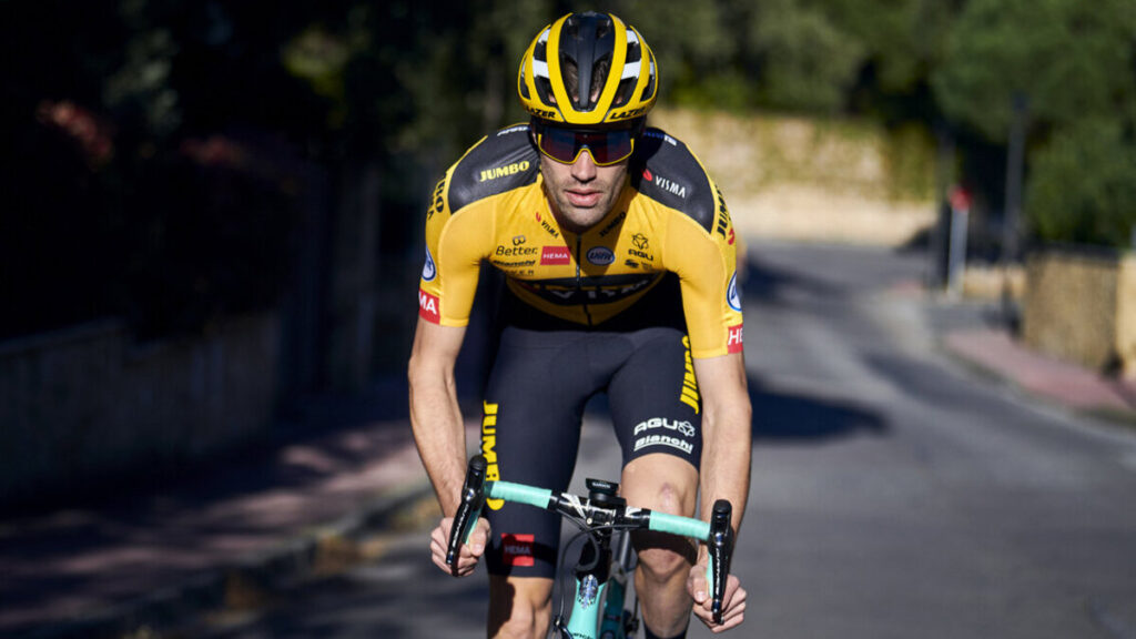 Dumoulin si ritira momentaneamente dal ciclismo