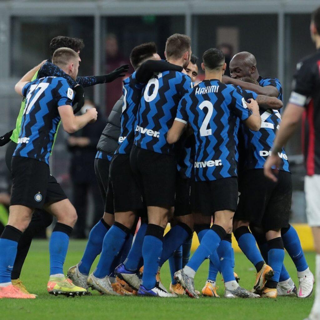 Inter qualificata grazie a Eriksen, è semifinale di Coppa