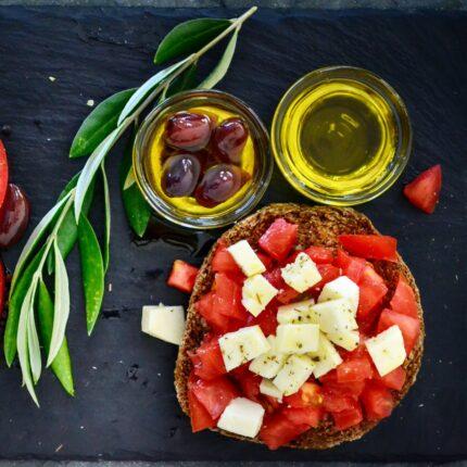 Dieta Mediterranea da esportazione