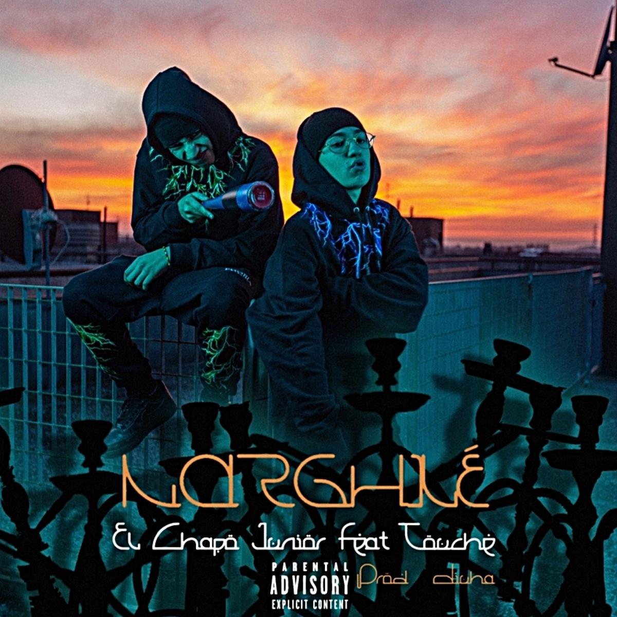 El Chapo Junior feat Touché, il nuovo singolo intitolato