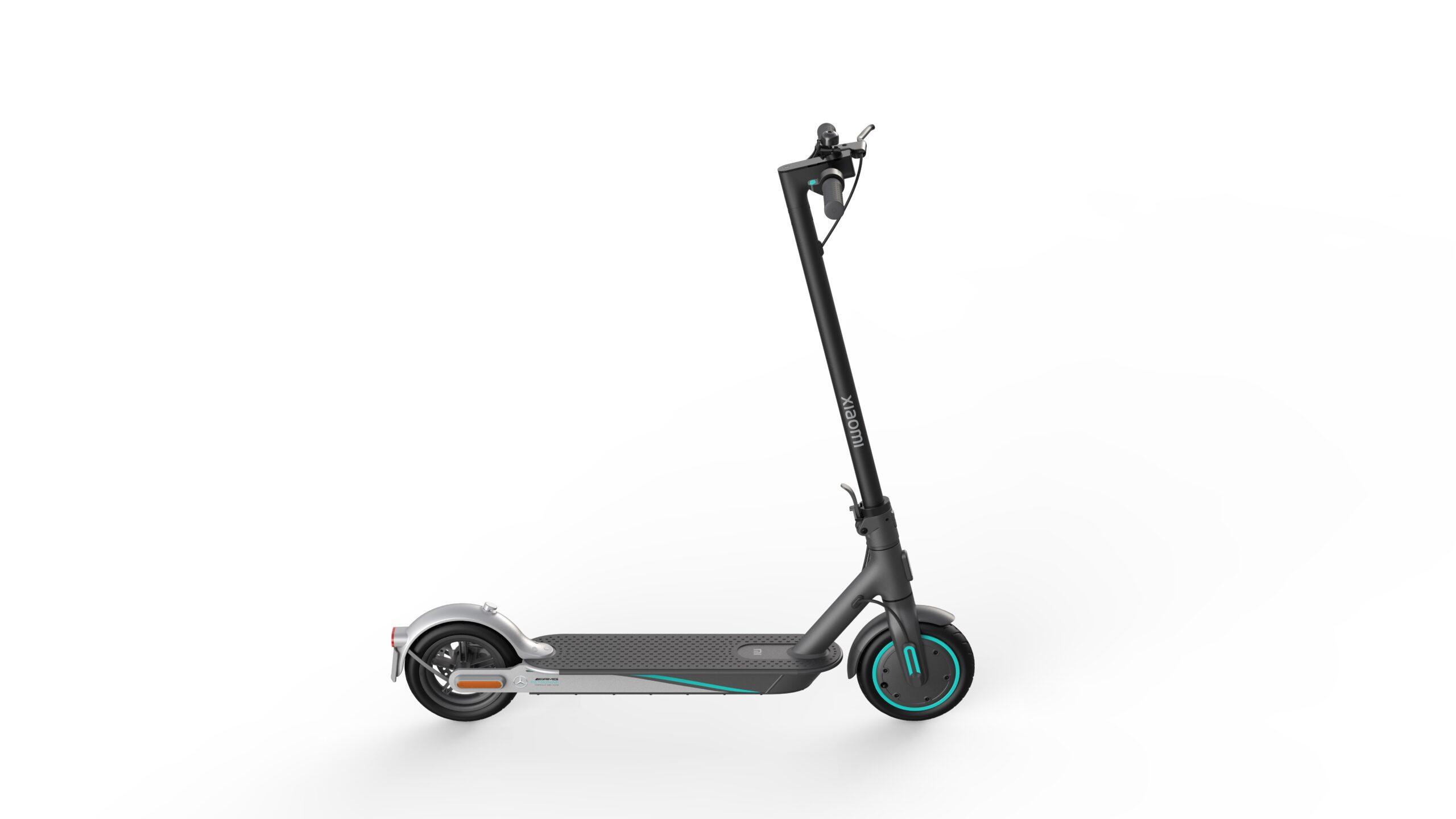 Mi Electric Scooter Pro 2 Mercedes-AMG Petronas F1 Team Edition_11