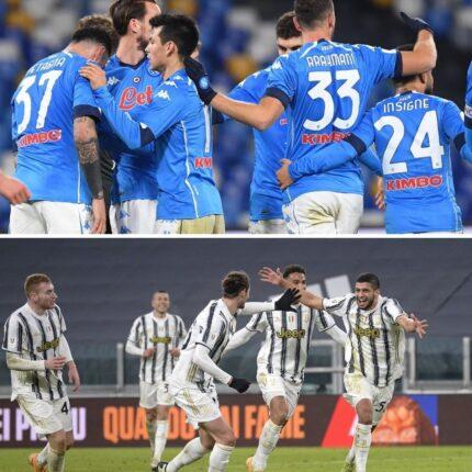 E' tempo di Napoli Juve