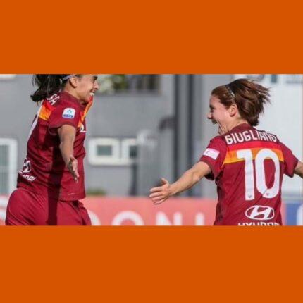 Semifinaliste di Coppa Italia femminile