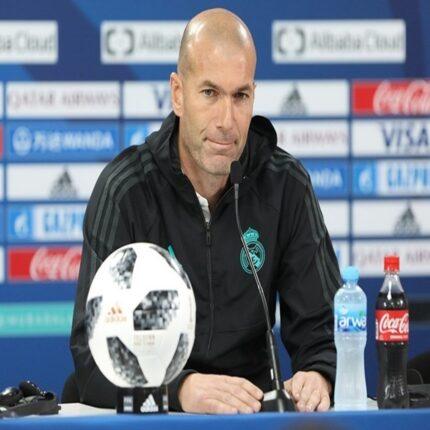 Zidane può essere il prossimo allenatore della Juventus