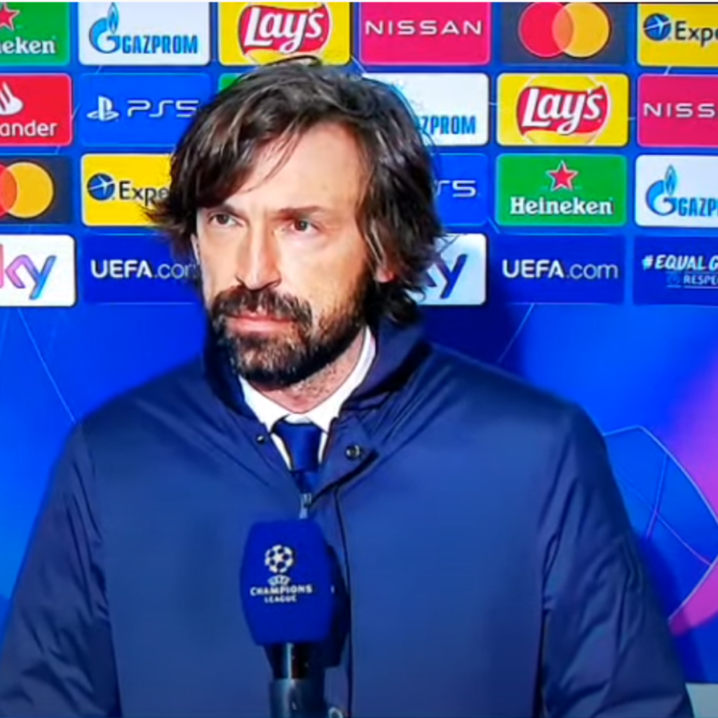 Juventus Genoa, le parole di Pirlo e le probabili formazioni