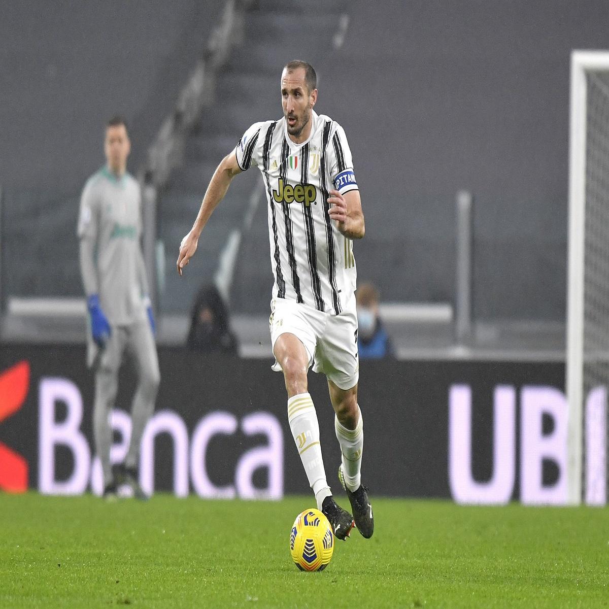 Juventus Chiellini nessuna lesione