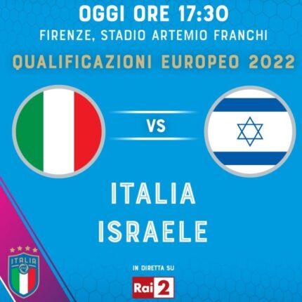 E' ora di Italia Israele