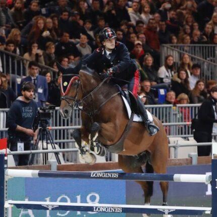 Equitazione azzurra