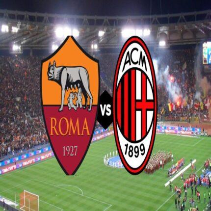 formazioni Roma - Milan