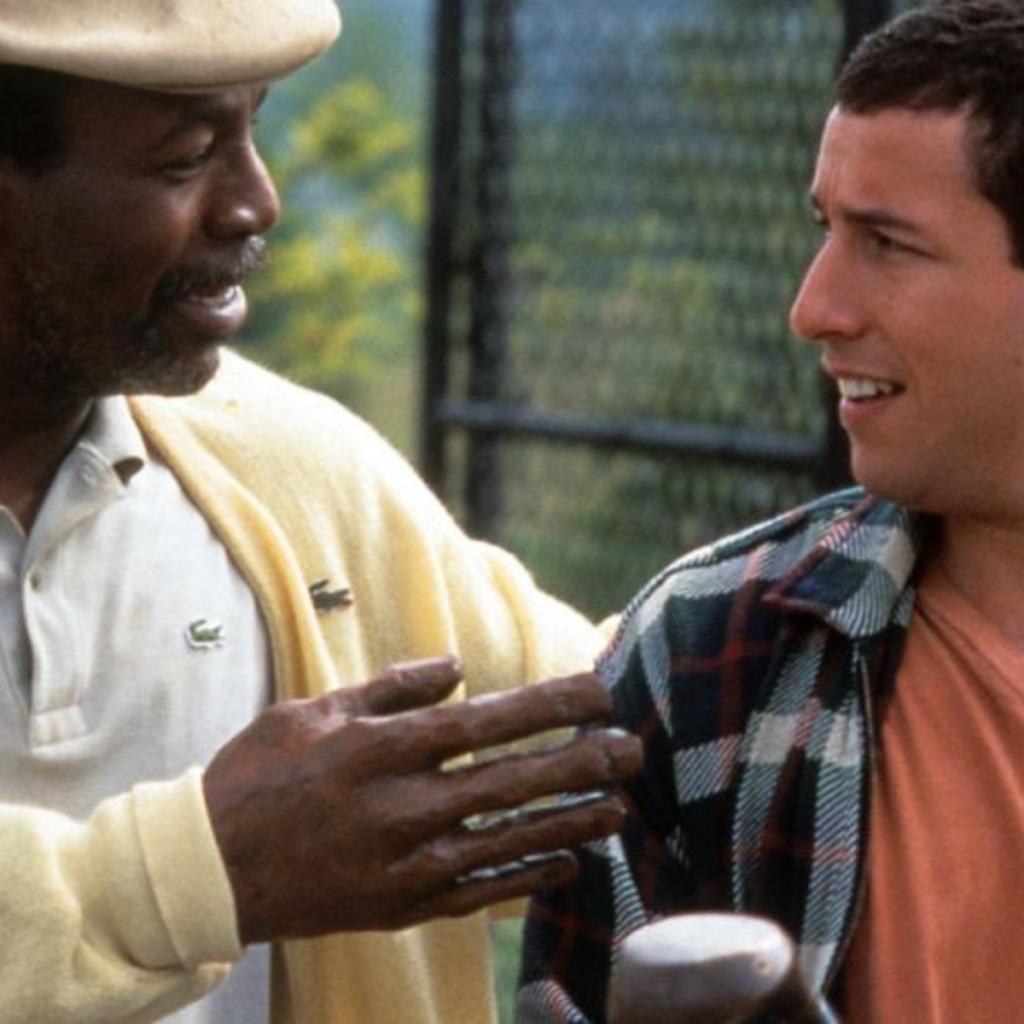 Happy Gilmore sequel – Il pensiero di Adam Sandler