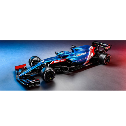 Renault Alpine 2021: ecco la monoposto di Formula 1 con i colori della Francia
