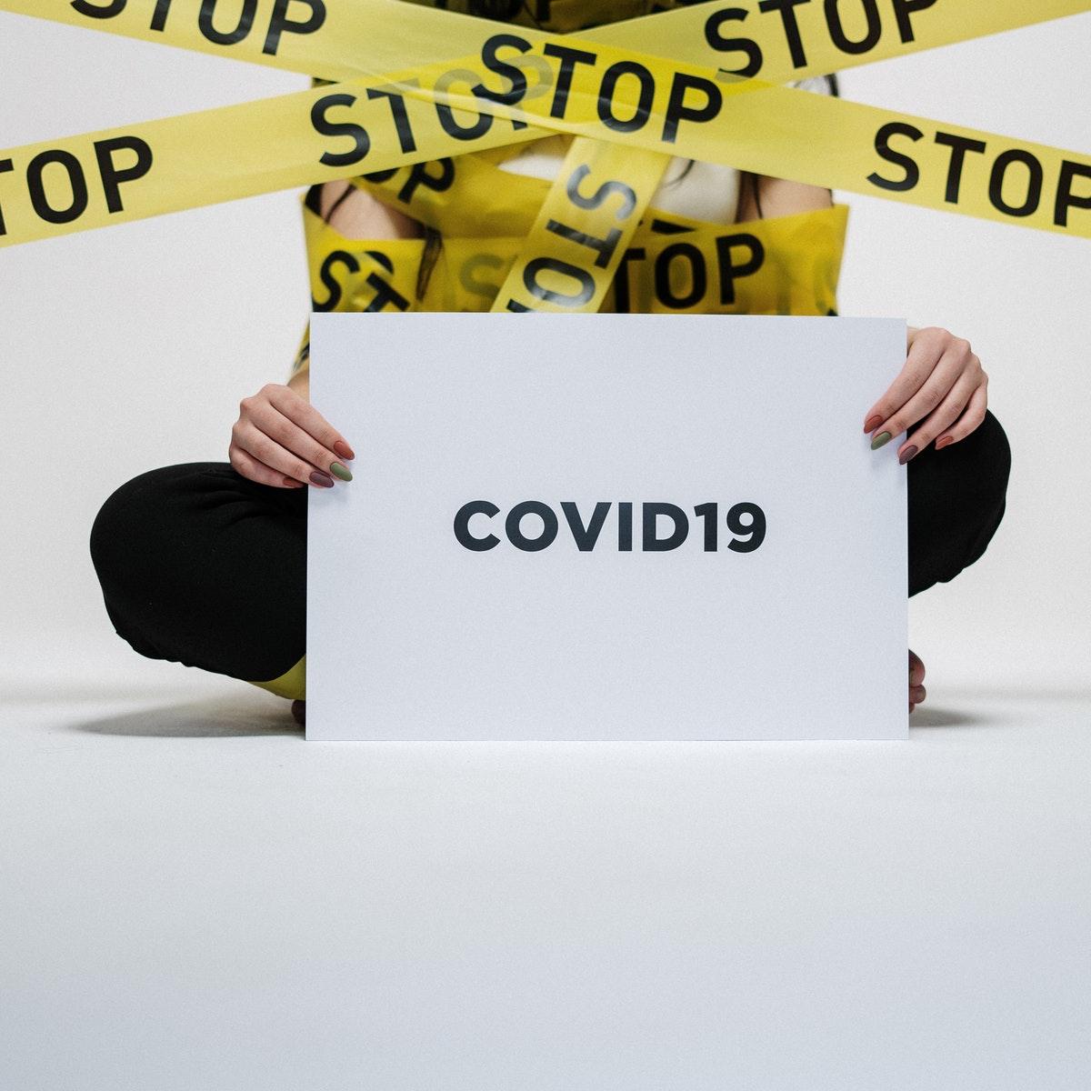 Un disinfettante contro il Covid19
