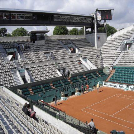 Roland Garros apertura al pubblico