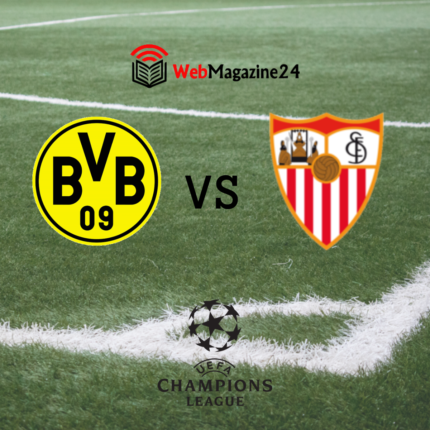Borussia Dortmund Siviglia formazioni