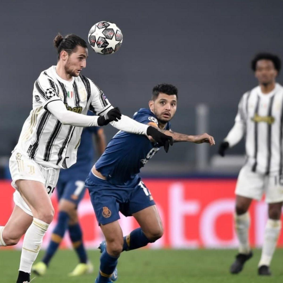 Juventus fuori dalla Champions