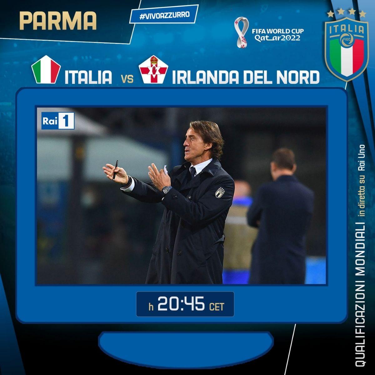 I Mondiali azzurri iniziano da Parma