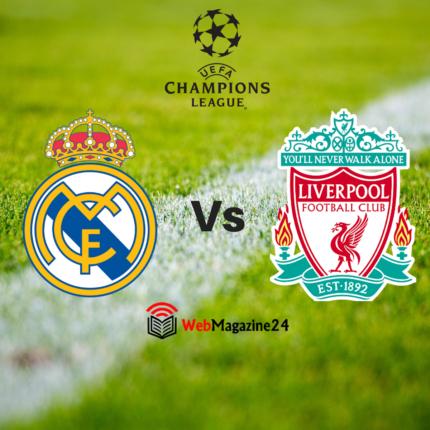 Champions League, probabili formazioni Real Madrid-Liverpool