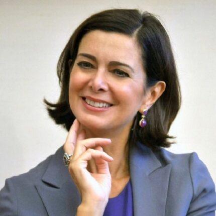 Laura Boldrini vuole la pace in Libia