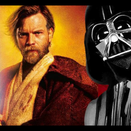 voce di Darth Vader