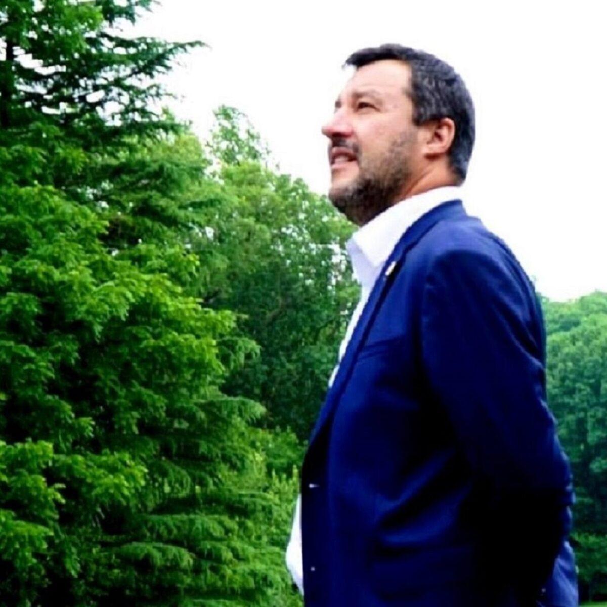 Salvini rinviato a giudizio per la vicenda Open Arms