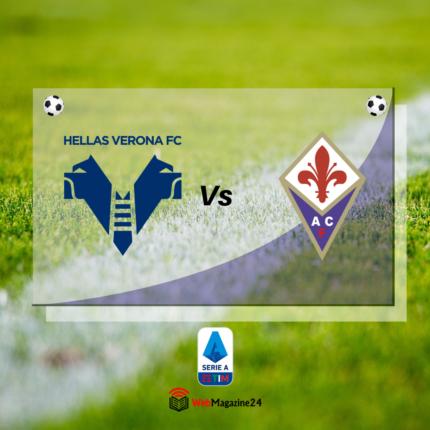Probabili formazioni Hellas Verona-Fiorentina