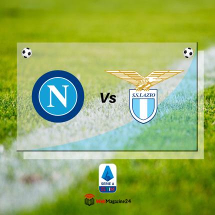 Probabili formazioni Napoli-Lazio
