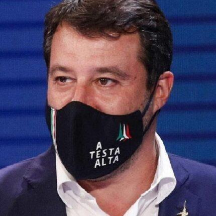 Salvini plaude all'operazione contro la mafia nigeriana