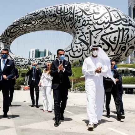 Di Maio in missione negli Emirati Arabi Uniti