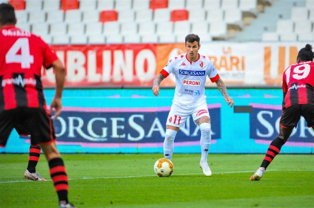 Bari Catanzaro streaming gratis e diretta tv Antenna Sud o Rai Sport? Dove vedere il match di Serie C