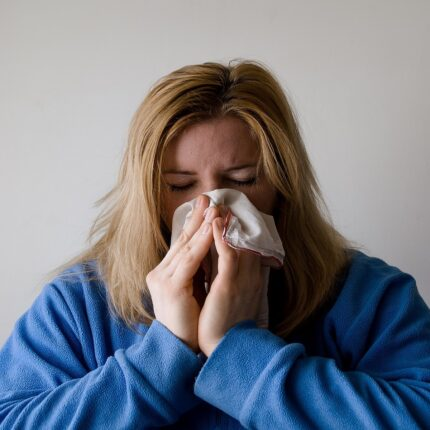 Due ceppi di virus dell' influenza umana potrebbero essersi estinti