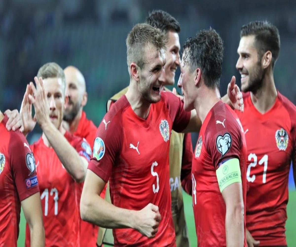 Dove vedere Austria-Macedonia del Nord Euro 2020