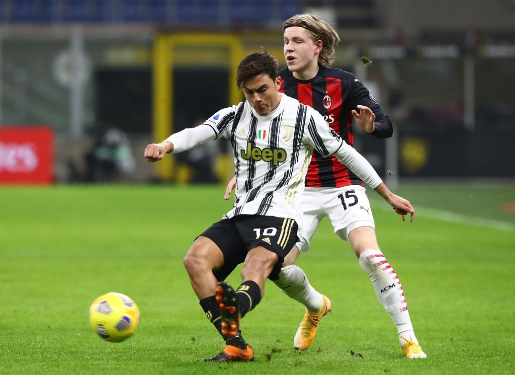 Milan, Hauge pronto a lasciare Milano. Eintracht Francoforte vicino all'acquisto